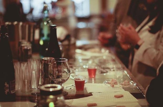 tasting class